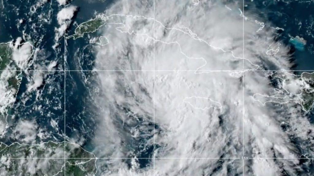 Hurricane Ida makes landfall for the second time in Cuba - Noticieros Televisa