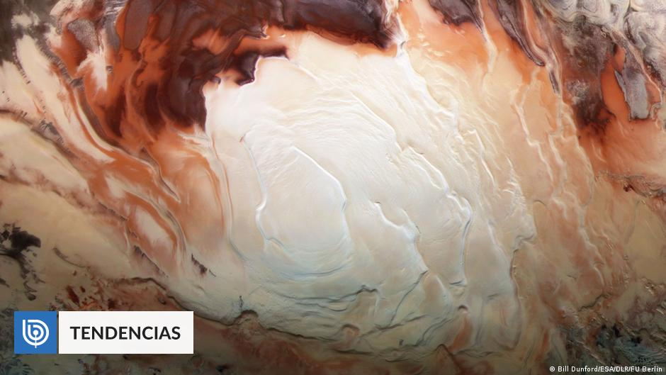It's not water: Scientists explain the truth about Martian subterranean lakes    technology
