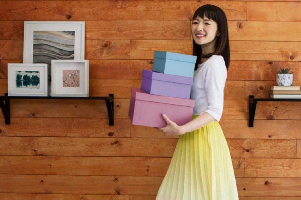 Marie Kondo returns to Netflix with a new series: Sparking Joy