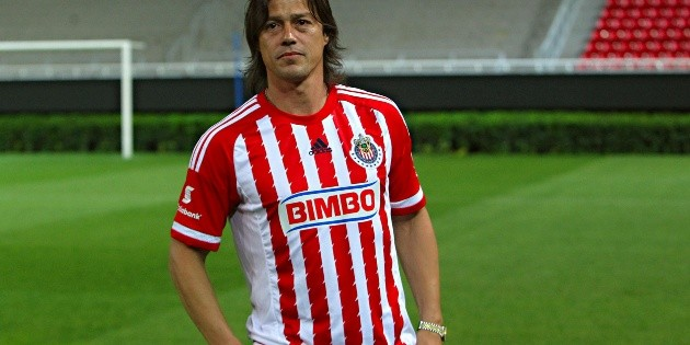 Matias Almeida will once again defend the colors of Chivas!