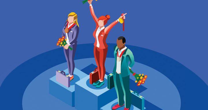 La implacable búsqueda de las medallas olímpicas.