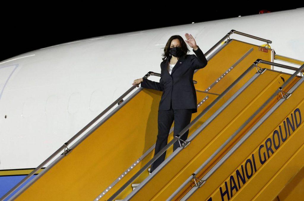 Possible Havana Syndrome delays Kamala Harris' Southeast Asia tour |  international