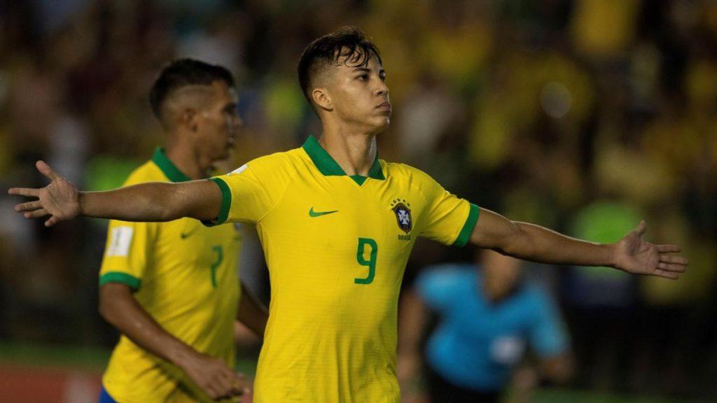 Santos confirms Caio Jorge's move to Juventus