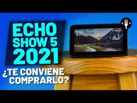 Echo Show 5 2021: Is it worth it?  |  reconsidering