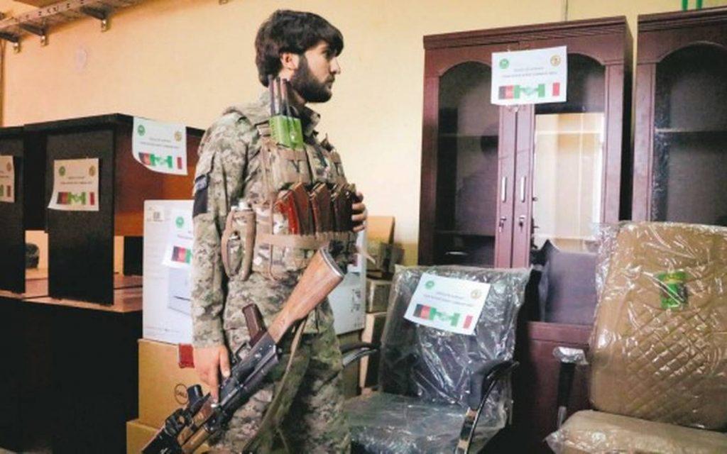 The Taliban are already close to Kabul - El Sol de México
