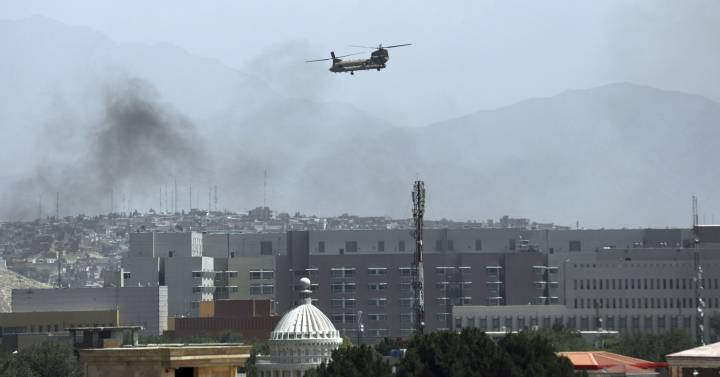 The Taliban enters Kabul and the West begins the evacuation |  Economie