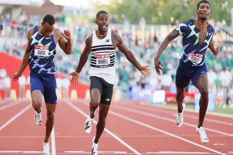 The United States Requests Usain Bolt's Witness - Prinsa Latina