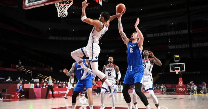 The United States is the most dominant team, and favorite for gold, Thomas Satoransky believes |  Other sports |  Sports