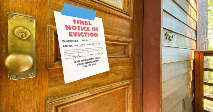 The end of the 'truce' for rent debtors in the United States