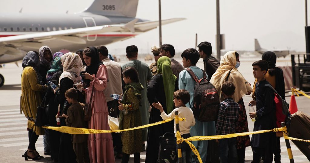 These are the countries that will receive Afghan refugees - El Financiero