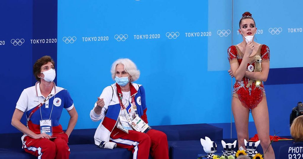 They did not know how to lose, as a result of the protests of the Russian Olympic Committee