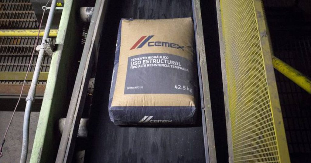 This is serious, cement companies have already gone up - El Financiero