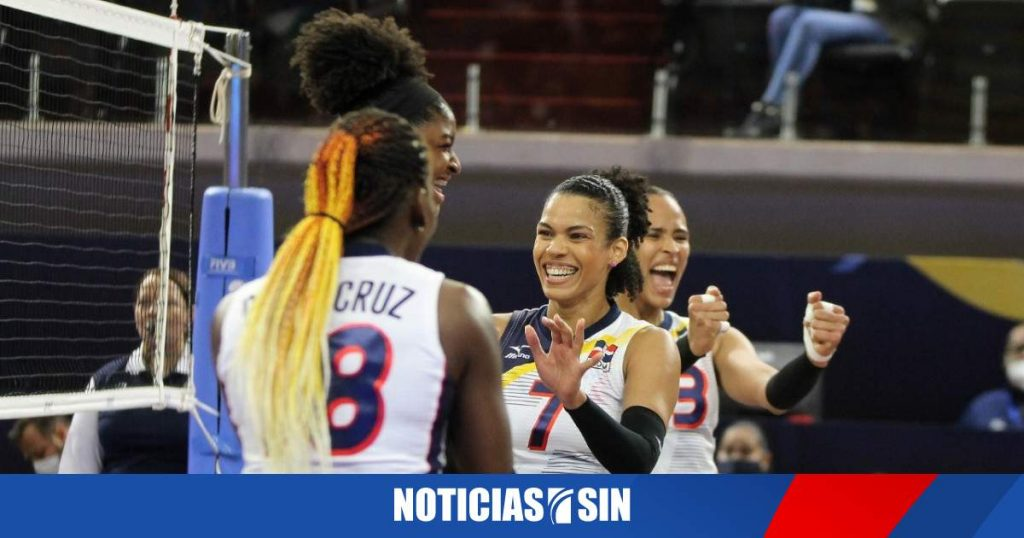 Today's Volleyball RD goes against the United States in the NORCECA semi-finals