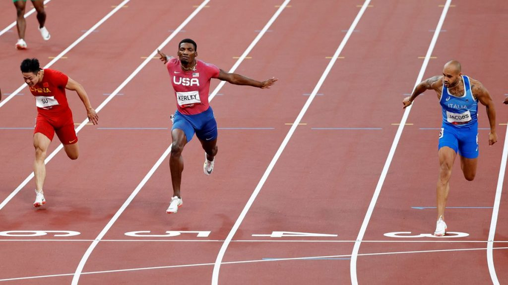 Tokyo 2020 Olympic Games    Italy's Jacobs succeeds Bolt with Olympic gold in 100 meters    Olympic Games 2021