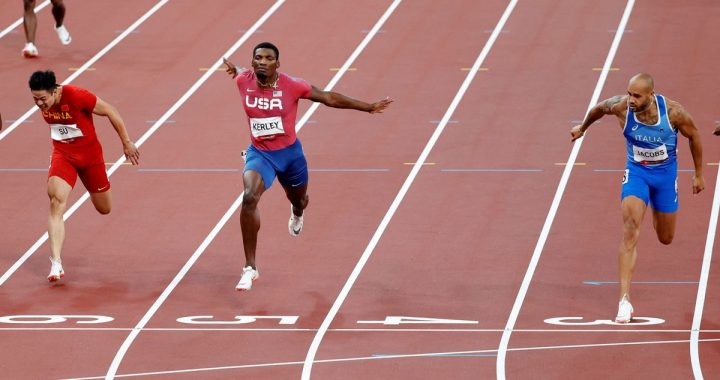 Tokyo 2020 Olympic Games |  Italy's Jacobs succeeds Bolt with Olympic gold in 100 meters |  Olympic Games 2021