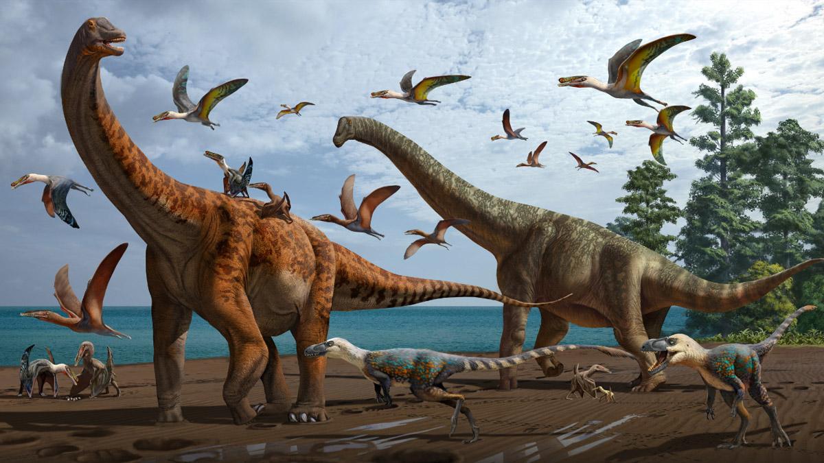 China dinosaurs