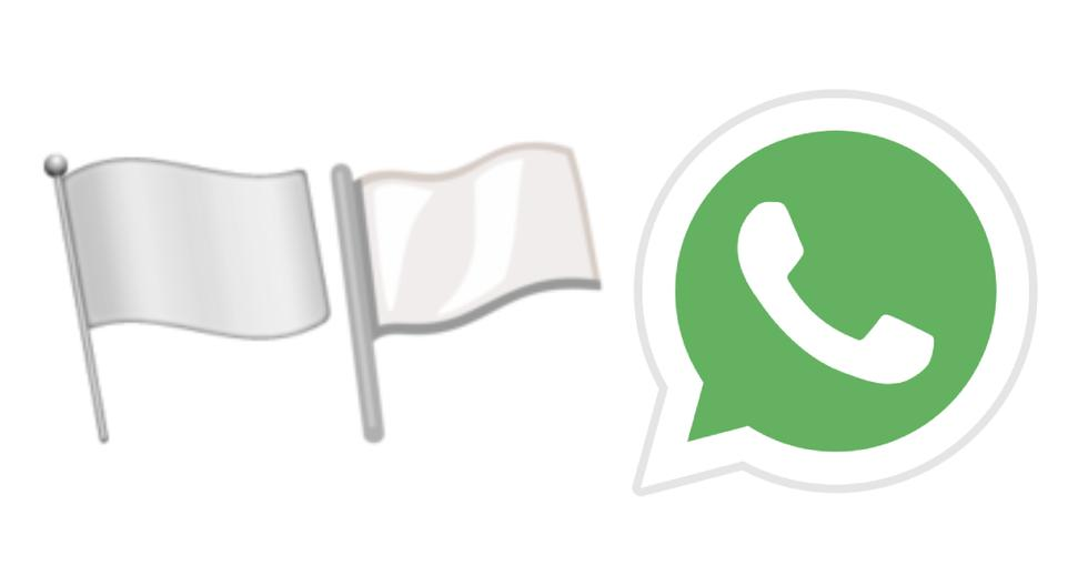WhatsApp    What does the white flag represent and when should you send it?  SPORTS-PLAY