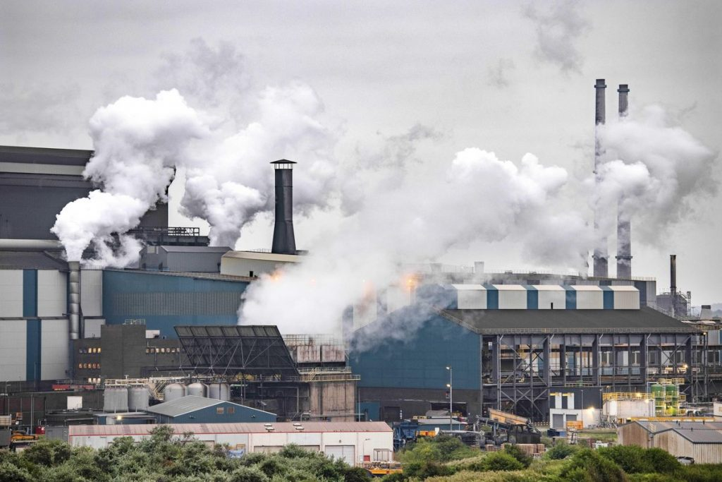 Tata Steel: The steel giant that rolls in the Netherlands due to its bad smoke |  Economie