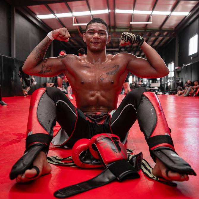 Michael Morales has arrived in Las Vegas for a makeover before competing in the Dana White Competition Series |  Other sports |  Sports