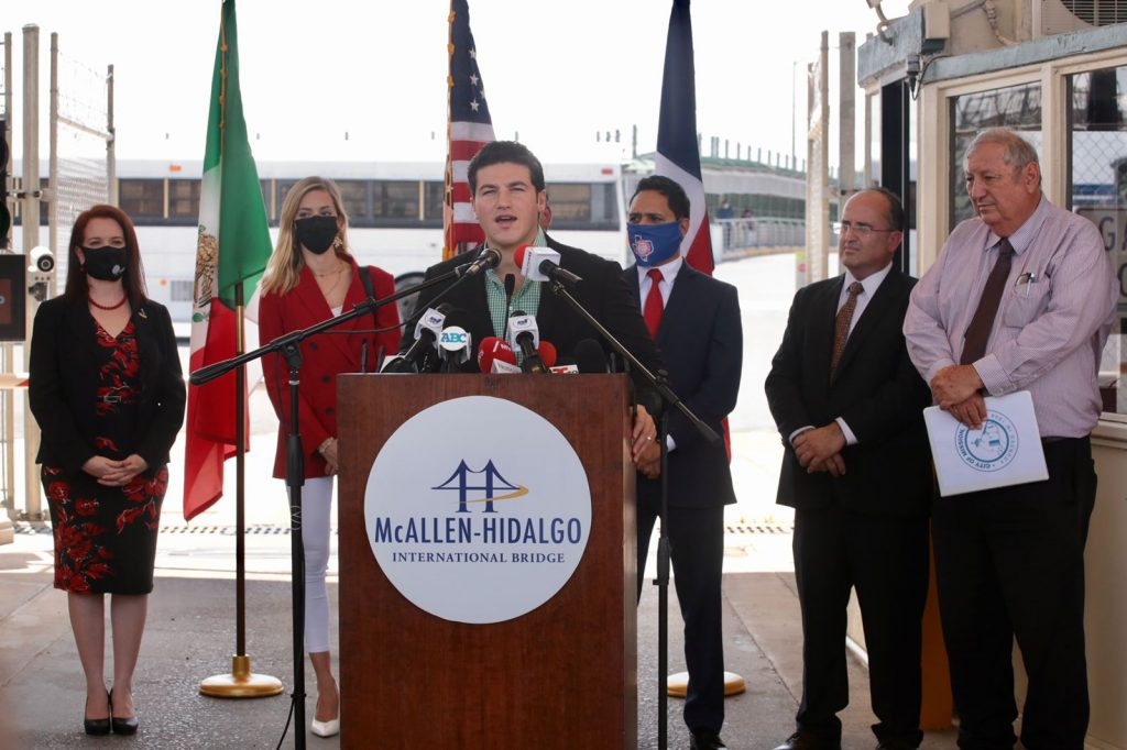 NL, Mission, Hidalgo and McAllen together will revitalize their economy