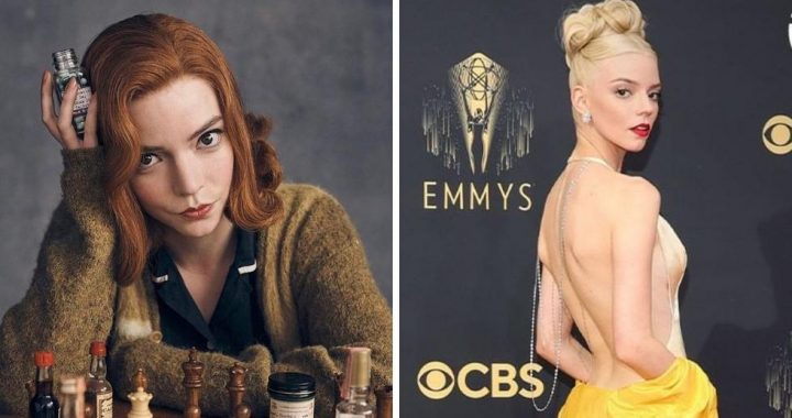 Emmy 2021: Anya Taylor-Joy from 'Lady's Gambit' and her dazzling run on the red carpet |  The Queen's Gambit |  Netflix CELEBS NNDC |  TVMAS