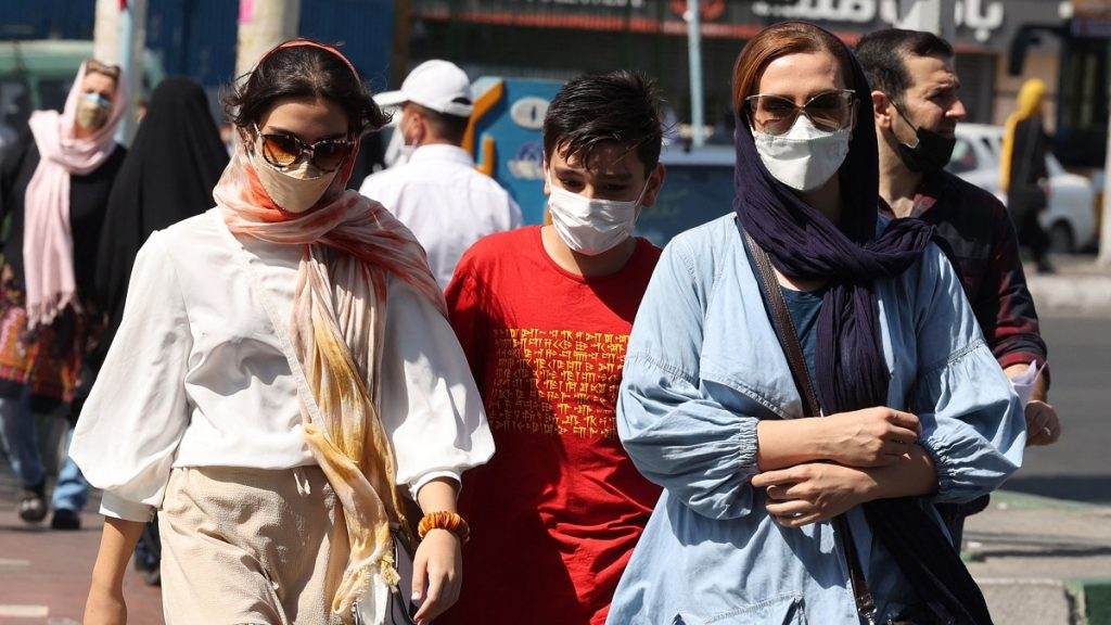 Argentina: In October, the use of face masks outdoors is no longer mandatory