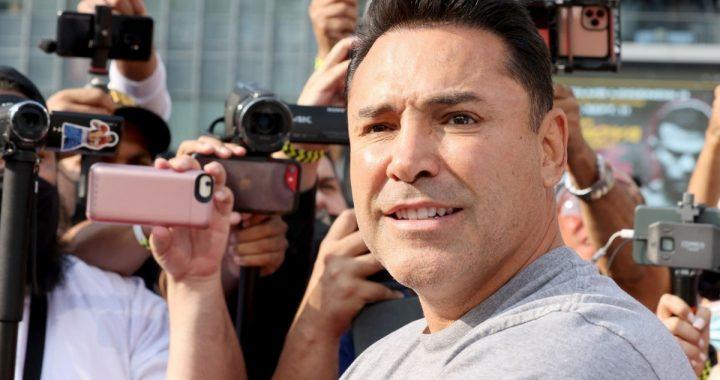 Canelo Alvarez: De la Hoya answered if it could be his best version with Tapatío