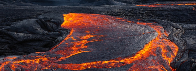 lava and magma