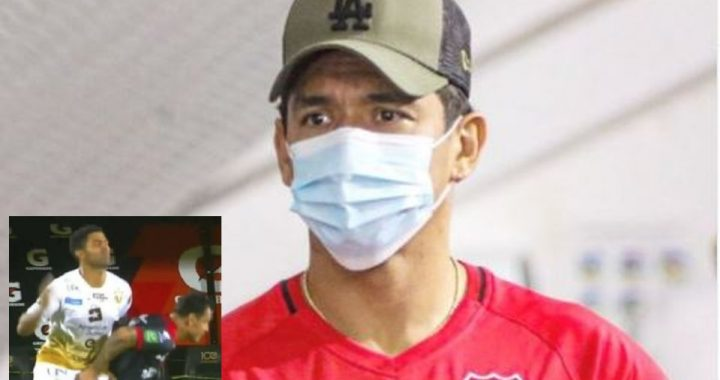 Mexican Daniel Areola, punished for touching the genitals of his opponent
