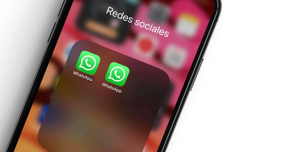 WhatsApp |  How to have two accounts on your iPhone |  Applications |  Apple |  Smartphone |  trick |  Tutorial |  nda |  nnni |  SPORTS-PLAY