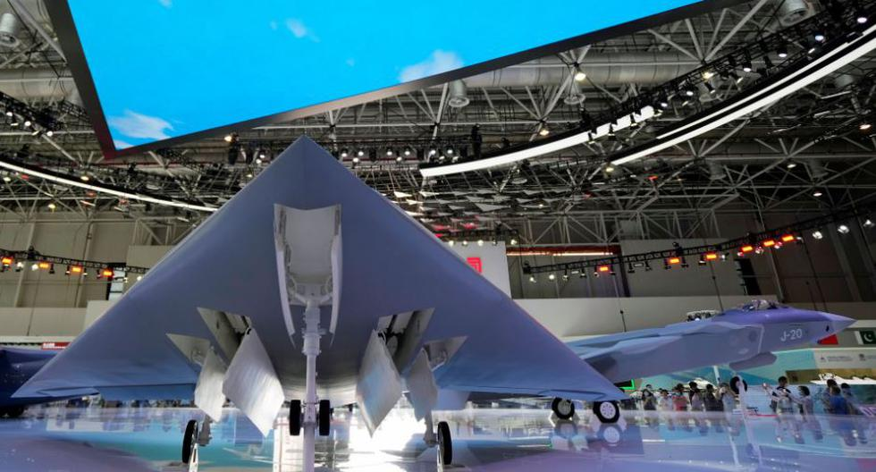 China unveils advanced military technology at air show |  Technique