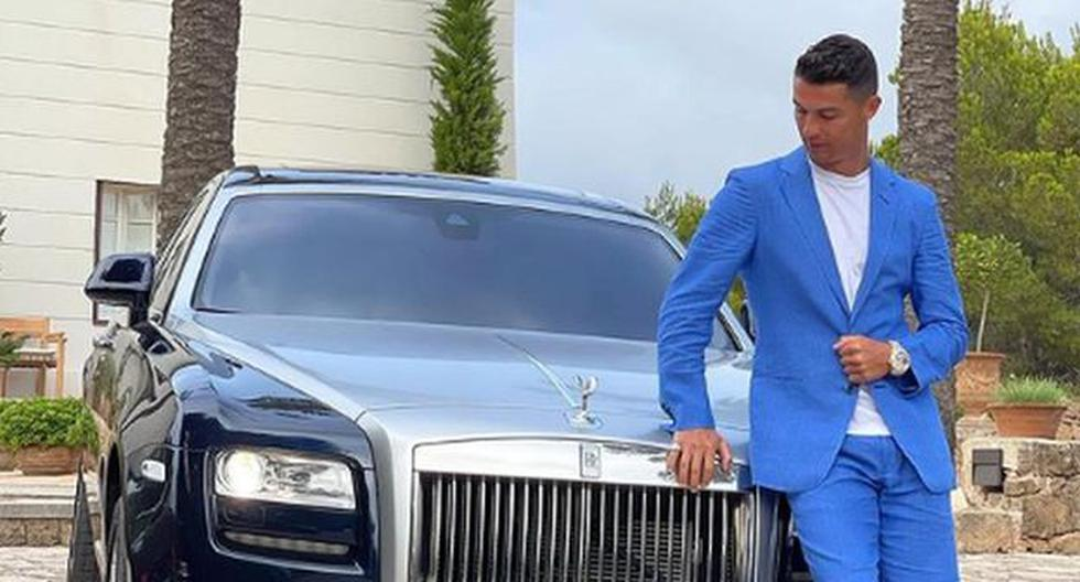 Cristiano Ronaldo: Gasoline shortage in the UK affected the Manchester United star    picture    NCZD    Total Sports