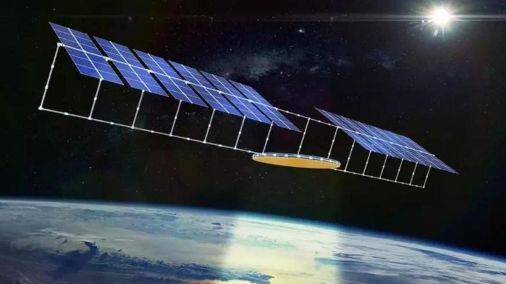 Deployable solar panels will reach the moon • Trends21