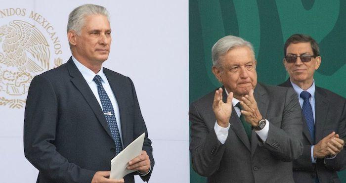 AMLO and Cuba, needless applause