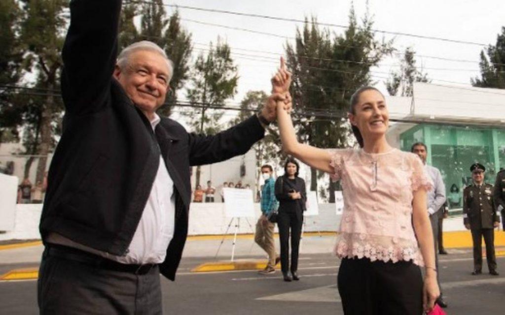 AMLO commends the management of Sheinbaum - El Sol de México