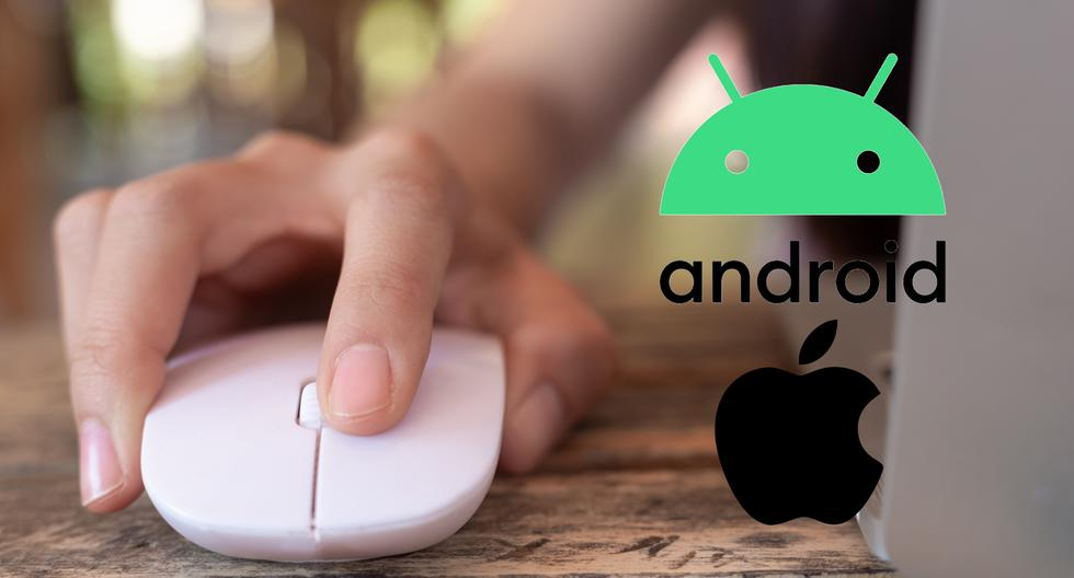 Android |  Trick to control your computer with your iOS phone as if it were a mouse |  SPORTS-PLAY