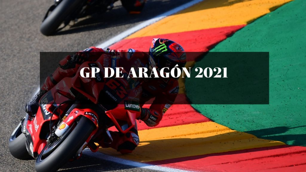 Aragon MotoGP 2021: schedules and where to see the races |  Sports