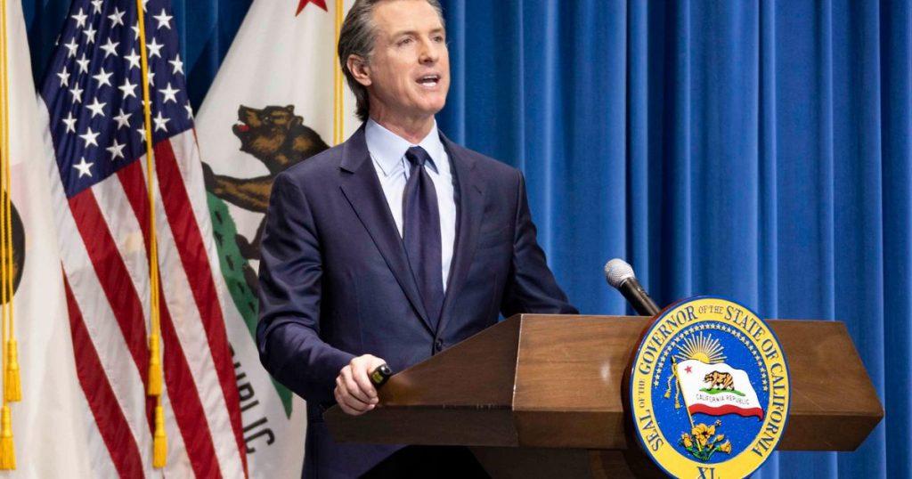 California ratifies Democratic Governor - El Financiero