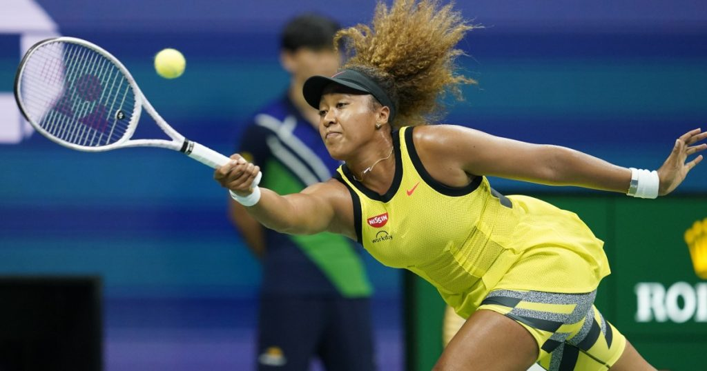 Column: Naomi Osaka triumphed after her return to the US Open, and inspired a special moment with a fan