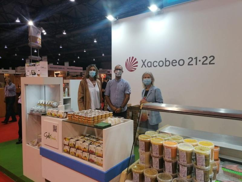 Cooperativism has its own promotional space at Sileda Food Fair