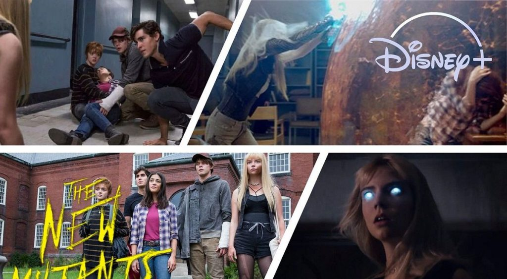 Disney Plus announces 'The New Mutants' premiere with shocking trailer