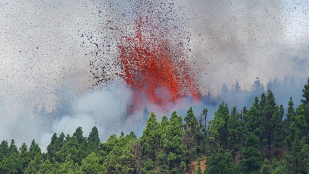 El Paso: La Palma volcano eruption |  Science