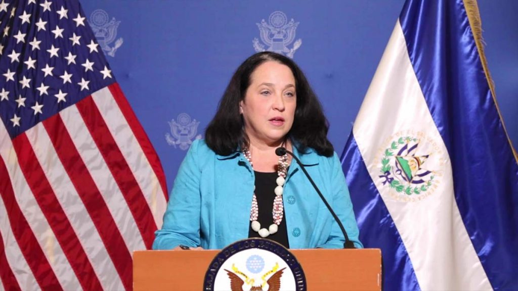 El Salvador: The United States condemns the re-election of the president