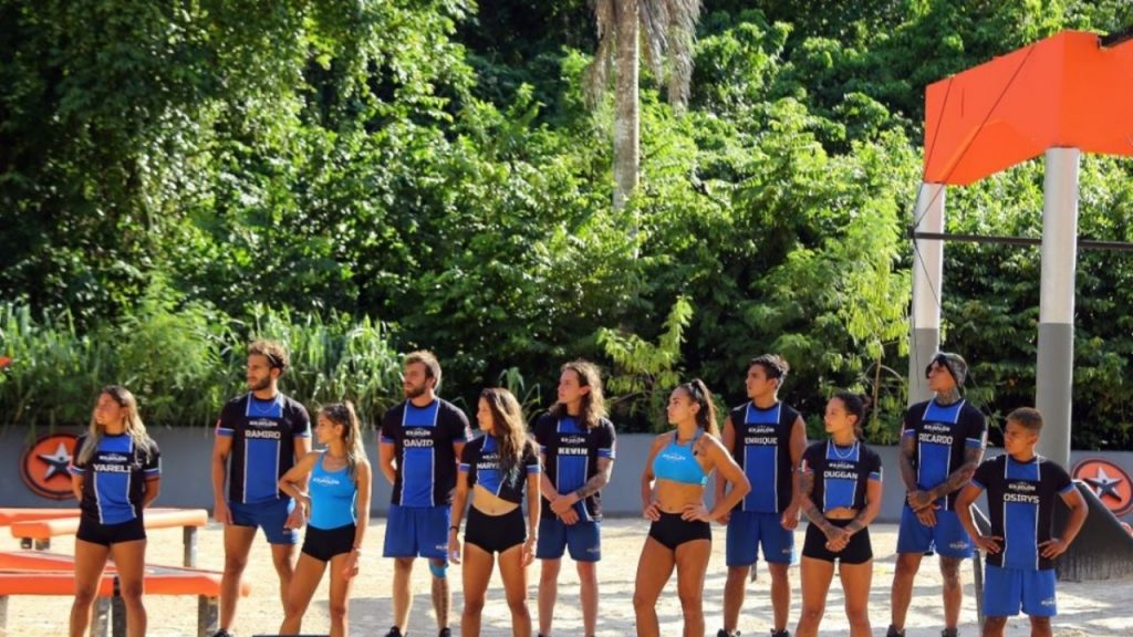 Exatln Mexico: The two players who left Elimination Day reality show