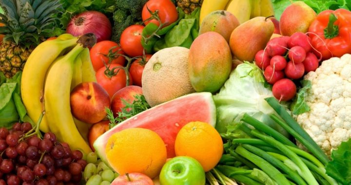 Fruit and vegetable shipments totaled $2,801 million between January and July