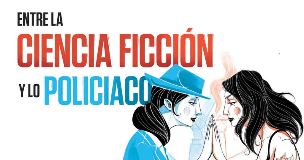 """I want to give myself a science fiction novel and a graphic novel."" Bernardo Fernandez"