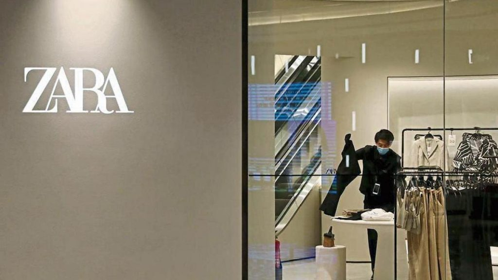 Inditex beats the epidemic and achieves record sales and profits