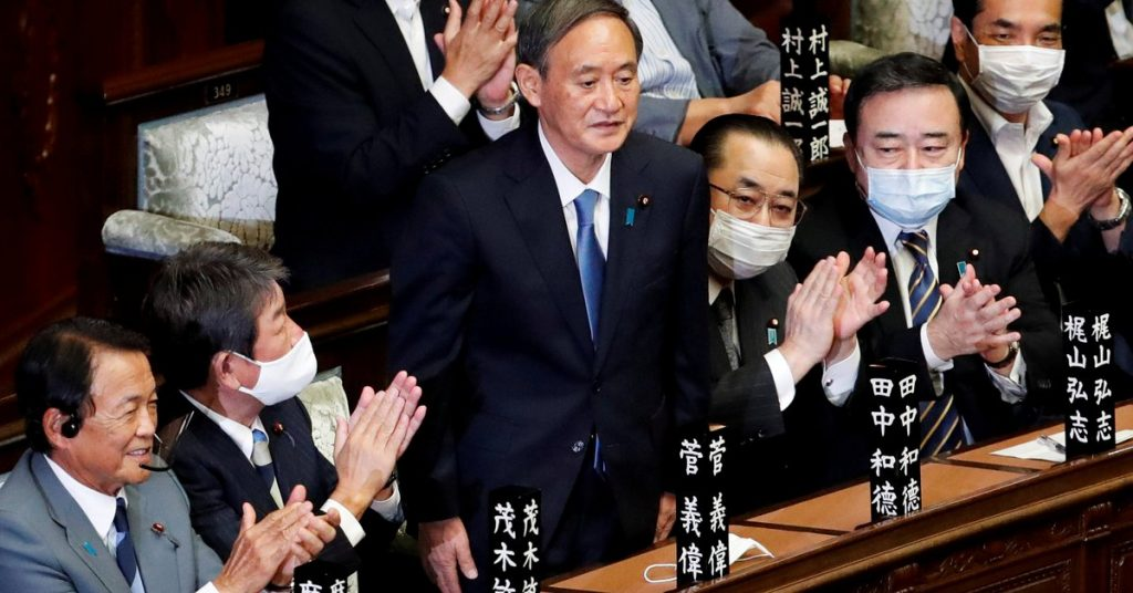 Japan's prime minister quits re-election over criticism of his handling of the coronavirus pandemic