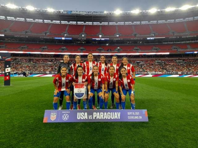 La Albirroja was beaten by the United States, one of the women's forces - football