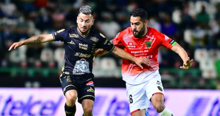 Lyon vs Juarez match live |  Liga BBVA MX